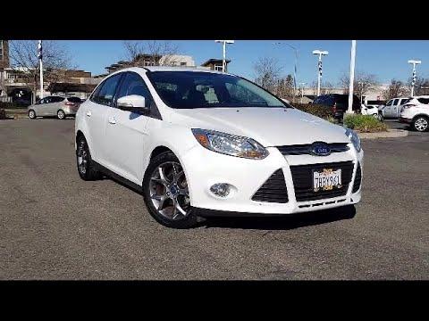 Ford Dealership Modesto >> 2013 Ford Focus Se Tracy Livermore Stockton Manteca Modesto