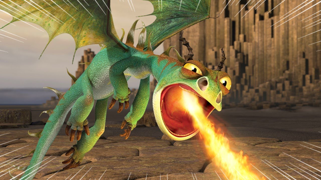 Terror Terrível! - Guia dos Dragões #14   Temporada 3