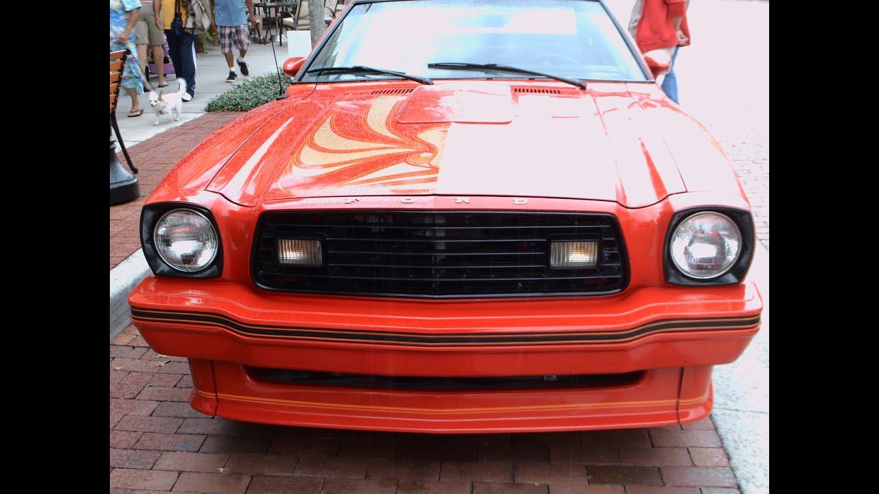 1978 Mustang Cobra 11 For Sale