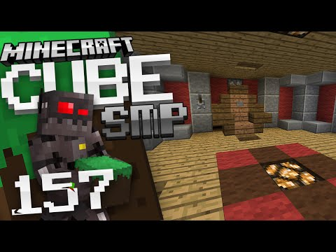 Minecraft Cube SMP S1 Episode 157: Magical Environment