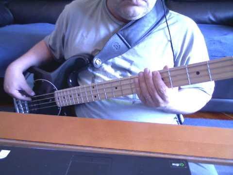 Joss Stone - Super Dupper Love -  Bass Cover
