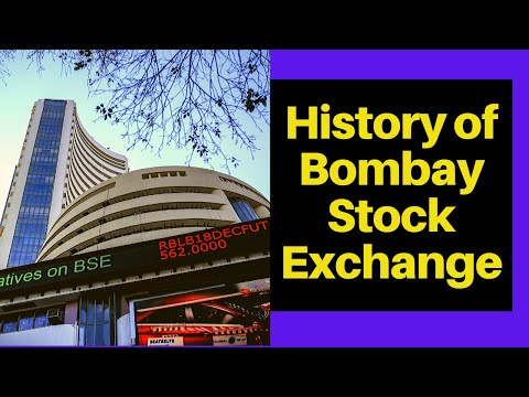 Bombay Stock Exchange | Stock Market