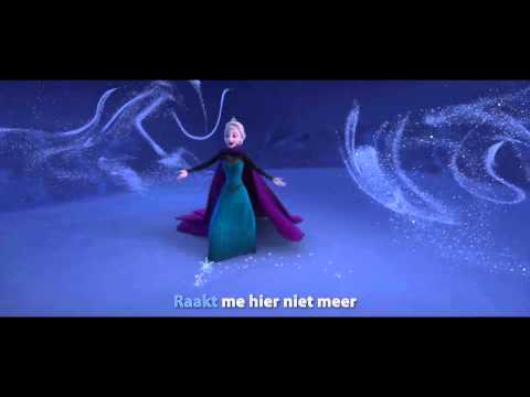 Frozen Sing-A-Long | Laat het los | Disney Dutch (NL) Official Clip HD