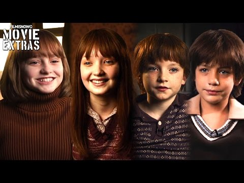 The Conjuring 2   On-set with Madison Wolfe, Lauren Esposito, Benjamin Haigh and Patrick McAuley