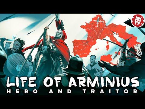 Arminius: Hero of Germania, Traitor to Rome - BARBARIANS DOCUMENTARY