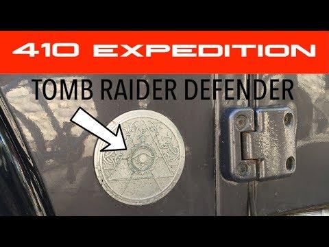 410X Presents: Tomb Raider Defender
