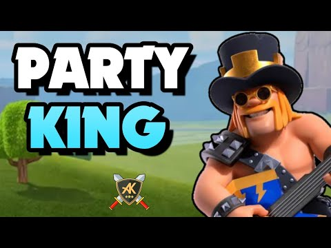 New Hero Skin August 2020 - Party King - Clash of Clans 8th Anniversary !