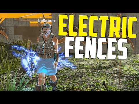 ELECTRIC FENCES & BASE BUILDING! - 7 Days to Die [Season 2 - #49]