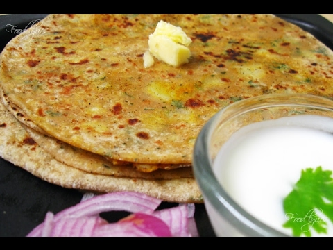 How To Make Aloo Methi Paratha | Aloo Methi Key Parathay | Recipe Of Aloo Methi Paratha