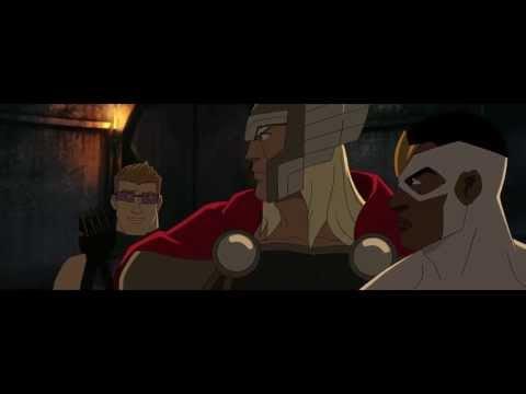 Avengers Assemble: Vampire Hulk Attacks