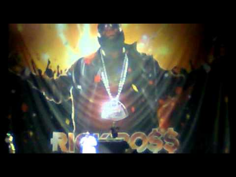 Rick Ross Performing 'BMF