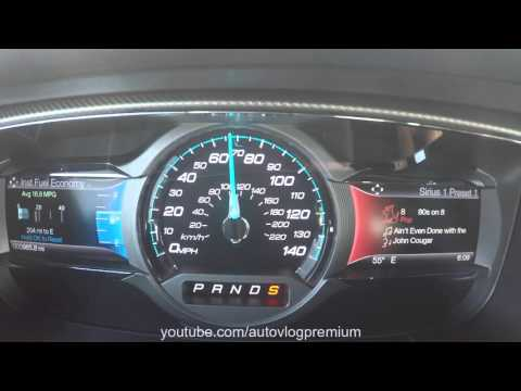 2016 Ford Taurus S.H.O 0-60 MPH / Factory Sleeper King ?