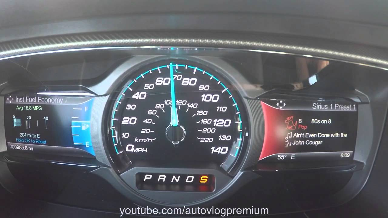 2016 Ford Taurus S H O 0 60 Mph Factory Sleeper King Youtube