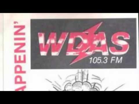 WDAS FM 1053 Philadelphia  Weve Been Waiting Jingle  1974