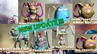 NEW UPDATE TAS KEREN DAN SKIN PELIHARAAN Garena Free Fire Battlegrounds