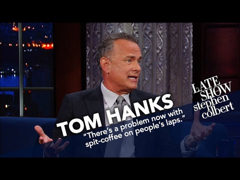 Thumbnail: Tom Hanks Hooked Up The 'Poor Bastards Of The White House Press Corps
