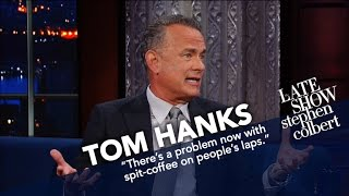 Tom Hanks Hooked Up The