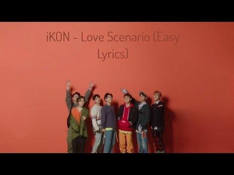 IKON -  Love Scenario Easy Lyrics
