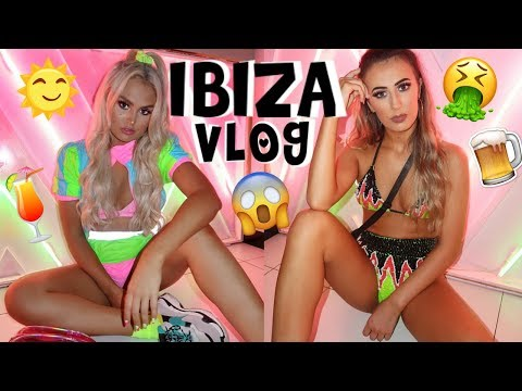 IBIZA VLOG / GIRLS HOLIDAY WITH MY BESTIE 2019