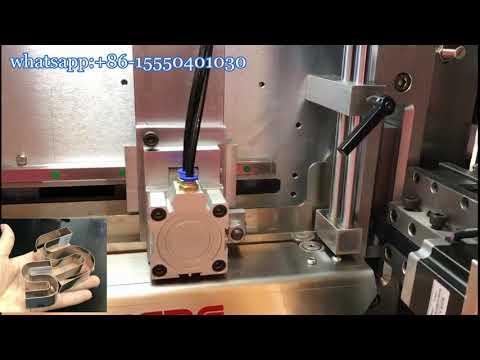 (s letter)DNB-120 channel letter bending machine