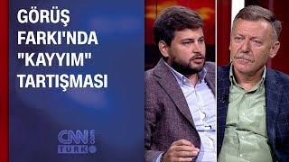"""CNN TÜRK& 39 te canlı yayında """" Kayyım"""" tartışması"""