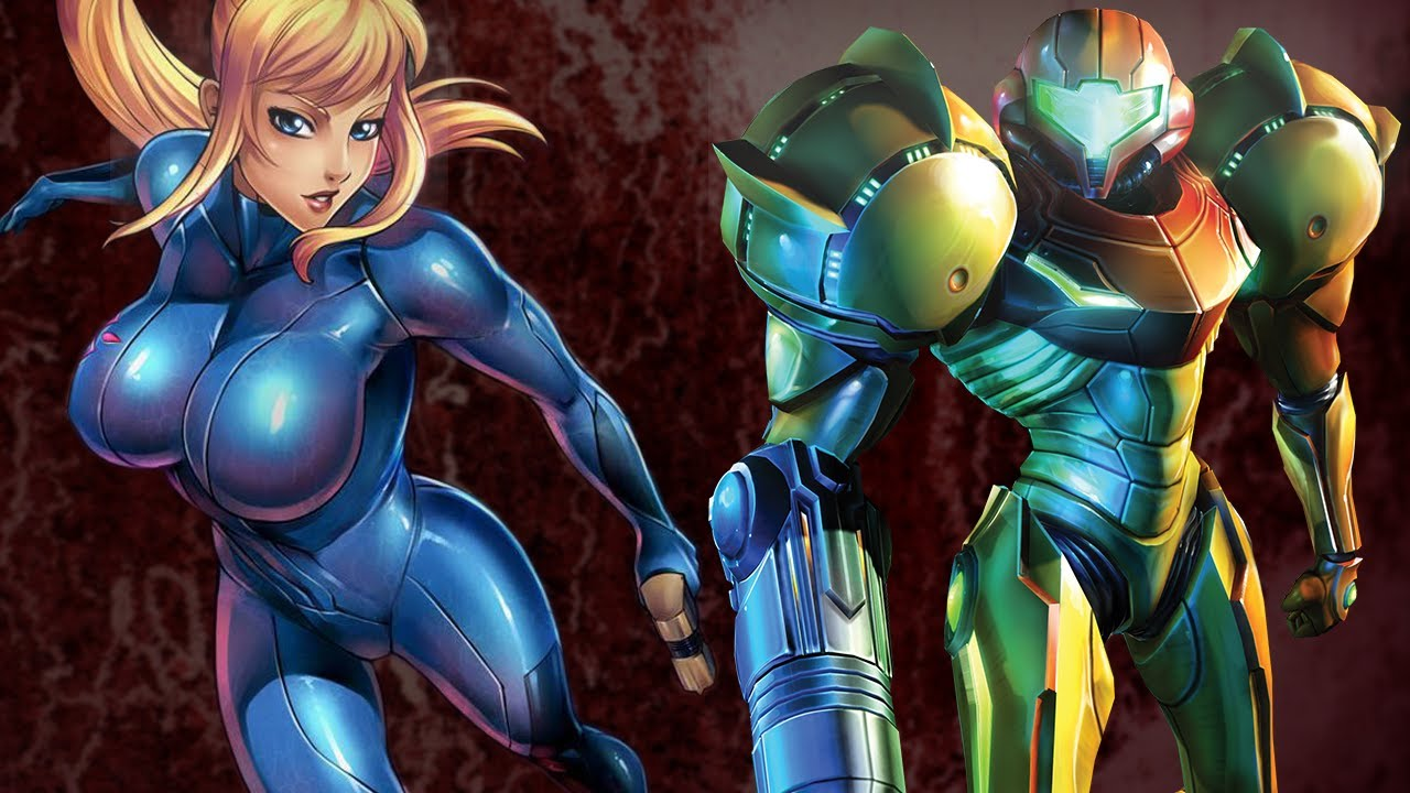 Samus Aran Metroid The Story You Never Knew - Youtube-7048