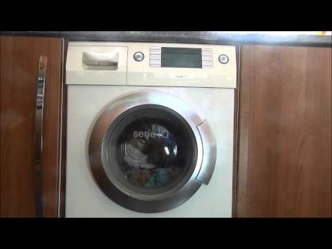 Siemens Serie IQ 1430 : Cotton Eco Pre wash + rinse Plus (Full Pre wash)