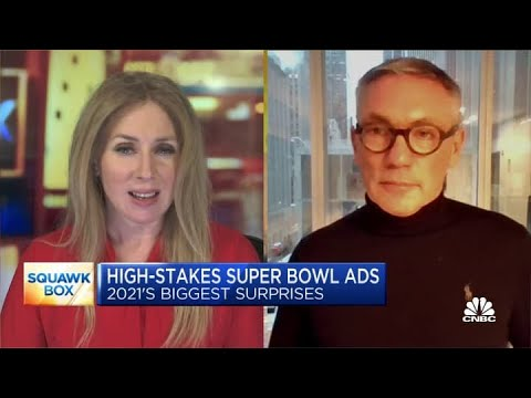 How the pandemic is changing Super Bowl advertising