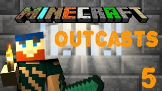 Outcasts: The Tower | Modded Minecraft ft. Ripped Rick