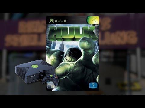 Gameplay : Hulk [Xbox]