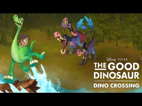 The Good Dinosaur Android Gameplay (HD)