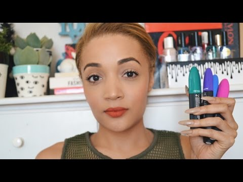 All About the Revlon Mascaras + DEMO | South African Style & Beauty Blogger