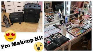What's In My Kit - Pro Makeup Artist   ChristineMUA