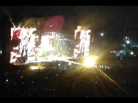 Rolling Stones América latina Ole tour  (México foro sol)