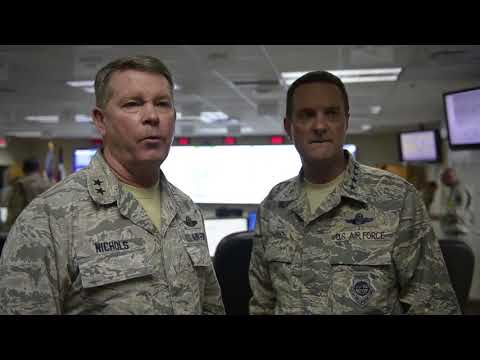 Texas Joint Operations Center B-Roll