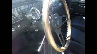 1964 CHEVY C10 SHORTBED FLEETSIDE PICKUP TRUCK 454 V8 HOTROD BLACK FOR SALE