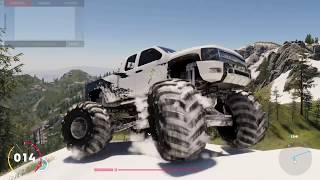 The Crew 2 Chevy Monster Truck  Vs Everglades