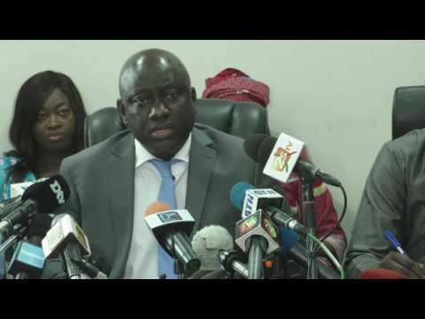 [REPLAY ] Revivez la conférence de presse du Procureur de la République (VIDEO)