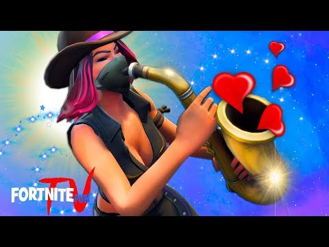 LOVE In FORTNITE And New PHONE IT IN EMOTE | FORTNITE DANCE VIDEO