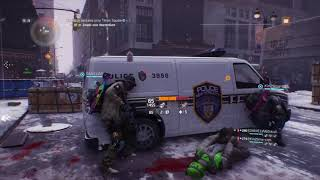 The Division - Flawless Legendary Times Square Power Relay - 3 x Tactician Class