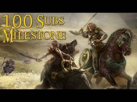 100 Subs Milestone - The Largest Pull in LOTRO History!