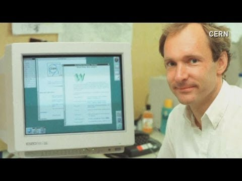 World Wide Web Turns 25: Inteview with inventor Sir Tim Berners-Lee