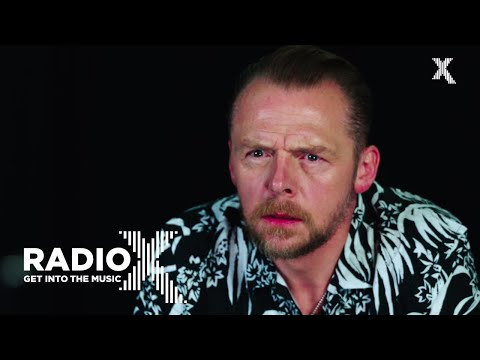 Simon Pegg plays Impossible Mission!