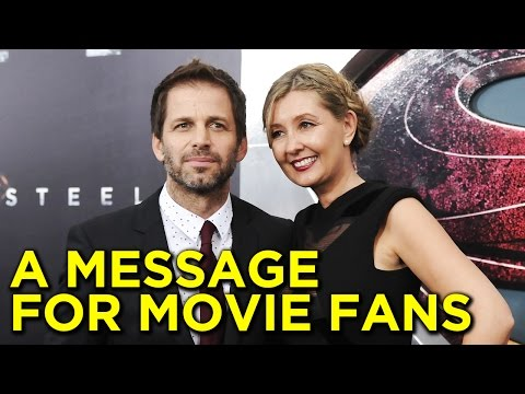 Zack Snyder Steps Down From Justice League - A Message for Movie Fans