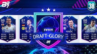 HUGE SBC PROFITS! | FIFA 19 DRAFT TO GLORY #38