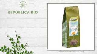 Ceai verde cu iasomie, bio, 100g