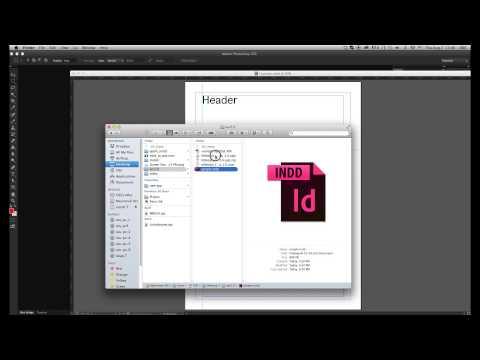 InDesign To Photoshop Export Script