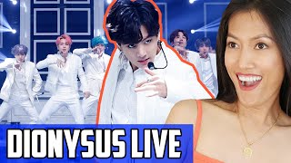 BTS  - Dionysus Reaction | Live Comeback Performance Takes Kpop To A Whole New Level!