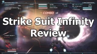 Strike Suit Infinity Review - Steam Gameplay