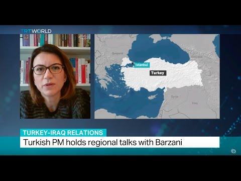 Turkey-Iraq Relations: Interview with Helin Sari Ertem